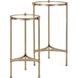 Imax Worldwide Home Set of 2 Vasos Accent Tables