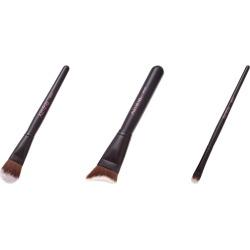 Glamour Status Women's Contour & Eye Brush Set
