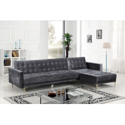 Chic Home Amandal Right Sectional