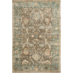 Safavieh Oushak Hand-Knotted Rug found on Bargain Bro India from Ruelala for $1479.99