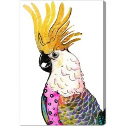 Oliver Gal Expensive Cockatoo Canvas Art found on Bargain Bro Philippines from Gilt City for $59.99
