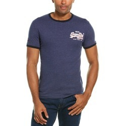 Superdry Vintage Logo Ringer T-Shirt found on Bargain Bro India from Gilt City for $17.99