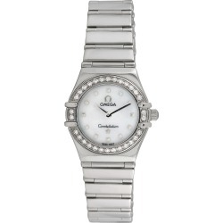 Omega 1990 Women's Constellation Diamond Watch found on MODAPINS from Gilt for USD $2749.00
