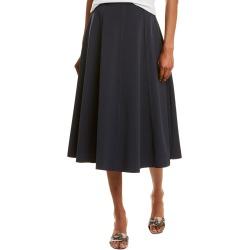 Club Monaco Full Sweep Linen-Blend Knit Skirt found on Bargain Bro Philippines from Gilt City for $49.99