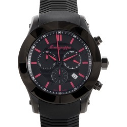Montegrappa Men's Rubber Watch found on Bargain Bro India from Gilt for $349.99
