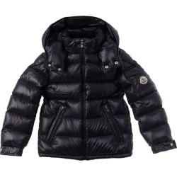 Moncler Glossy Puffer Coat