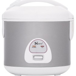 Narita Stainless 4-Cup Rice Cooker