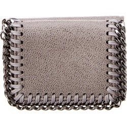 Stella McCartney Falabella Shaggy Deer Trifold Wallet found on MODAPINS from Ruelala for USD $215.99