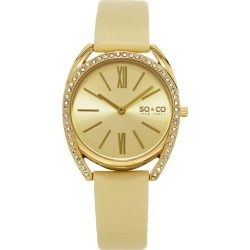 SO & CO Women's Madison Watch found on Bargain Bro India from Gilt City for $39.99