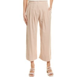Rebecca Taylor Stretch Linen-Blend Pant found on Bargain Bro India from Ruelala for $75.99