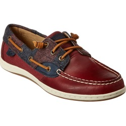 Sperry Songfish Varsity Boat Shoe found on Bargain Bro India from Gilt for $39.99