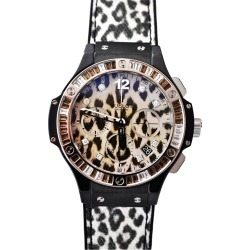Hublot Big Bang Snow Leopard Watch found on MODAPINS from Ruelala for USD $23999.99