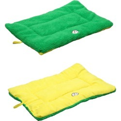 Pet Life Eco-Paw Reversible Eco-Friendly Pet Bed