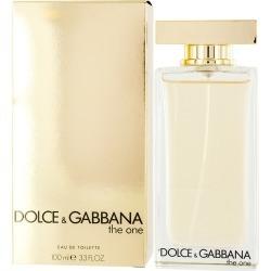 Dolce & Gabbana 3.3oz The One Eau de Toilette Spray found on Bargain Bro India from Gilt for $79.99
