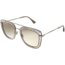 Jimmy Choo Women's Glossy 53mm Sunglasses found on MODAPINS from Ruelala for USD $109.99