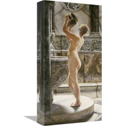 Global Gallery The Bath by John Reinhard Weguelin found on Bargain Bro India from Gilt for $119.99