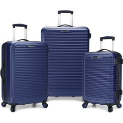 Savannah 3pc Hardside Spinner Luggage Set