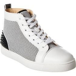 Christian Louboutin Spikes Leather Sneaker found on Bargain Bro India from Gilt City for $879.99