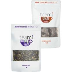 TeamiBlends Teami Health & Beauty Power Duo Chai Tea Blend + Butterfly Tea  Blend