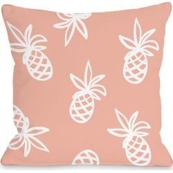 One Bella Casa Melon Pines Outdoor Pillow