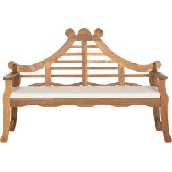 Safavieh Azusa Bench found on Bargain Bro India from Gilt for $349.99