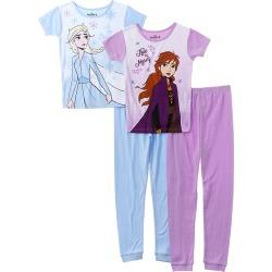 Frozen 4pc Pajama Set