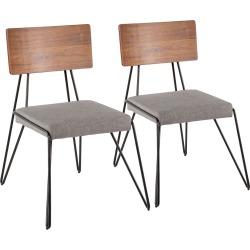 Lumisource Set of 2 Loft Chairs