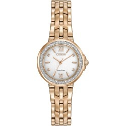 Citizen Women's 'Silhouette' Diamond Watch found on Bargain Bro India from Gilt for $179.99