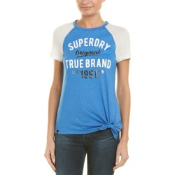 Superdry Knot Front T-Shirt found on Bargain Bro Philippines from Gilt City for $9.99