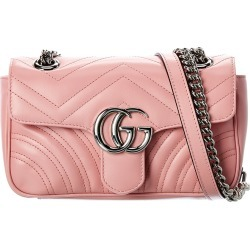 Gucci GG Marmont Mini Leather Shoulder Bag found on MODAPINS from Ruelala for USD $1739.99