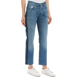 3X1 Von Straight Crop Pant found on MODAPINS from Gilt.com for USD $128.00