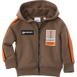 Burberry Logo Graphic Print Jacket found on Bargain Bro Philippines from Gilt City for $189.99