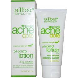 Alba Botanical 2oz Acne Dote Oil Control Lotion