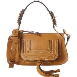 Chloe Marcie Baguette Small Leather Shoulder Bag
