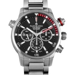 Maurice Lacroix Men's Stainless Steel Watch found on MODAPINS from Gilt for USD $1899.99