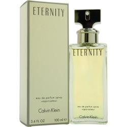 Calvin Klein Women's Eternity 3.4oz Eau de Parfum Spray found on Bargain Bro India from Gilt for $39.00