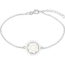 Splendid Pearls Silver 3-5mm Freshwater Pearl Bracelet found on Bargain Bro India from Gilt for $39.99