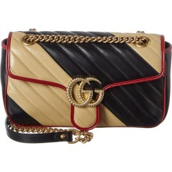 Gucci GG Marmont Small Matelasse Leather Shoulder Bag found on MODAPINS from Ruelala for USD $2249.99