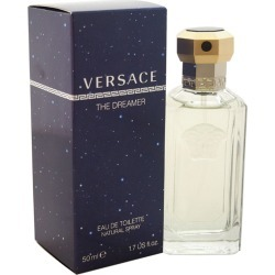 Versace Dreamer Men's 1.6oz Eau De Toilette Spray found on Bargain Bro Philippines from Ruelala for $29.99