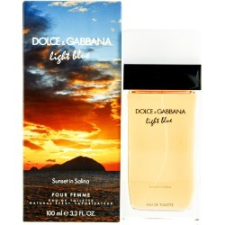Dolce & Gabbana Women's Light Blue SunSet In Salina 3.3oz Eau de Toilette Spray found on Bargain Bro Philippines from Ruelala for $39.99