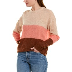Joie Morgen Wool-Blend Sweater found on Bargain Bro India from Gilt for $95.99