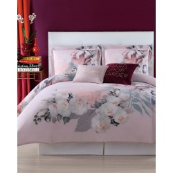 Christian Siriano Dreamy Floral Comforter Set found on Bargain Bro Philippines from Ruelala for $134.99