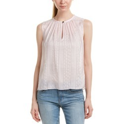 Rebecca Taylor Striped Silk Top found on Bargain Bro India from Gilt City for $55.99