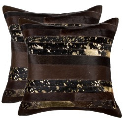 lifestyle brands Set of 2 Torino Madrid Pillows