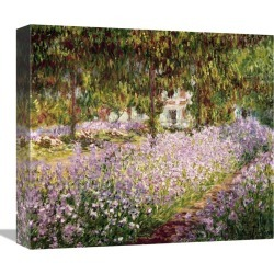 Global Gallery Garden at Giverny by Claude Monet found on Bargain Bro India from Gilt for $79.99
