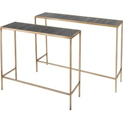 Imax Worldwide Home Set of 2 Torren Console Tables