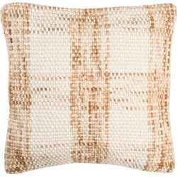 Safavieh Woven Plaid Pillow found on Bargain Bro India from Gilt for $69.99