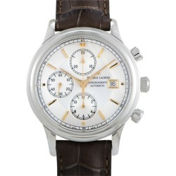 Maurice Lacroix Men's Leather Watch found on MODAPINS from Gilt for USD $1119.99