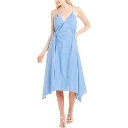 Joie Hepzibah Wrap Dress found on Bargain Bro India from Gilt for $85.99