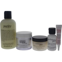 Philosophy 5Pc A Glowing Regimen Set found on Bargain Bro Philippines from Gilt for $53.99